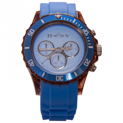 Montre Transparent HV Polo