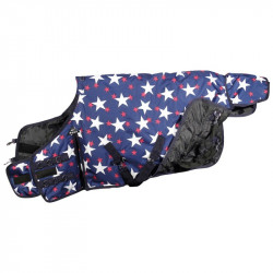 Couverture imperméable Stars Performance taille Cheval