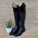 Bottes BAREMA collection -ONE- Cuir Haut de Tige Vernis